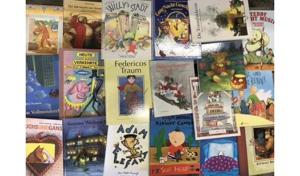 Kinderboeken Duits 36 stuks