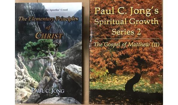 Spirituele boeken Engels 2 stuks