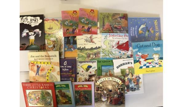 Kinderboeken Nederlands 30 stuks