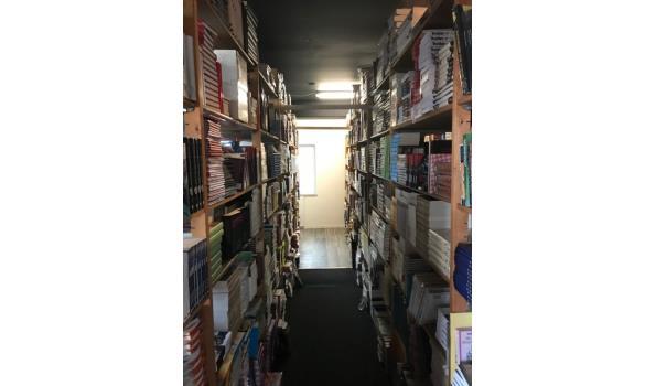 boeken 100.000 stuks+ voor retail