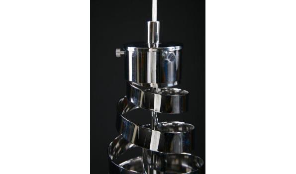Cocoon hanglamp verticaal 3 stuks
