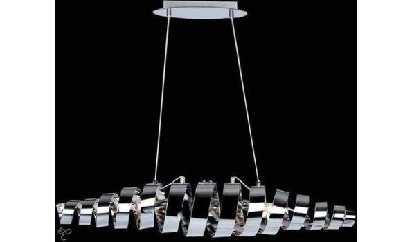 Cocoon hanglamp horizontaal 3 stuks
