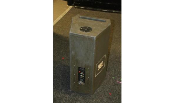 JBL speaker model 4726 AP