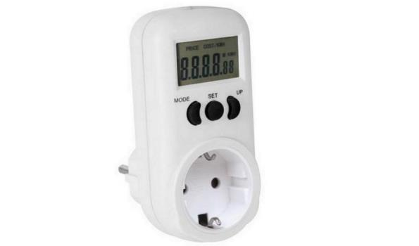 Energiemeter, digitaal