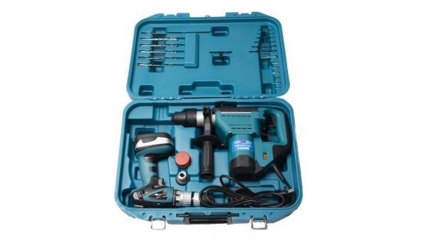 Boorhamer & accuboormachine 24 volt