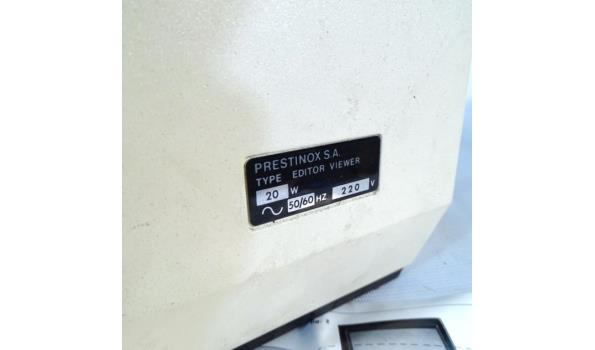 Prestinox sonoview S8