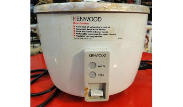 Kenwood rijstkoker