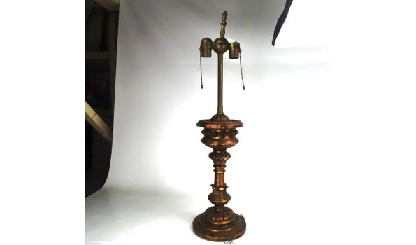 Antieke lampvoet
