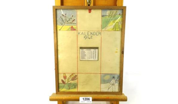 Kalender 1942