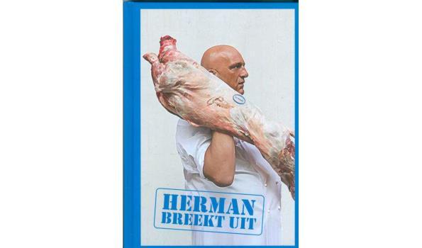 Herman de Blijker - Herman Breekt Uit (kookboek)