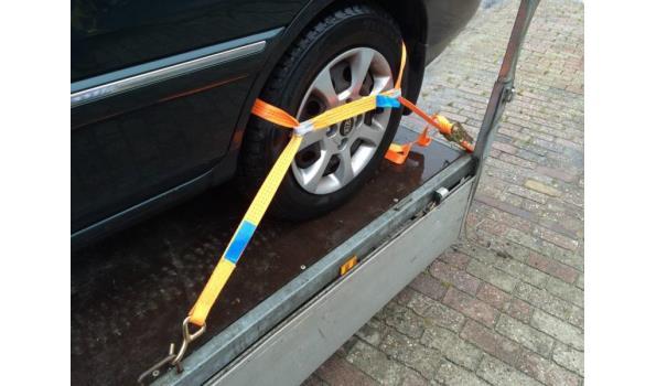Spanband voor autoambulance, 2x