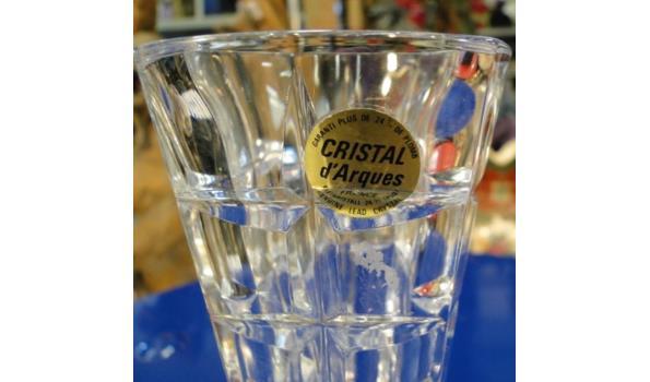 Kristallen vaas