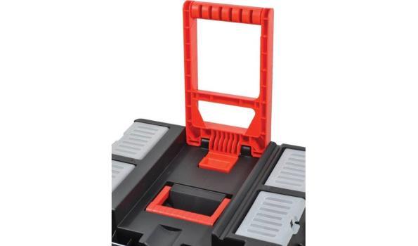 Gereedschapstrolley Wheelbox HD