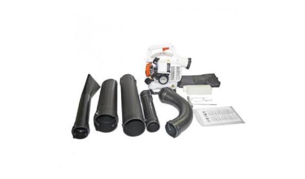 Bladblazer 3IN1, benzine, blazer / zuiger / vermaler  25CC, 2-takt, 4x