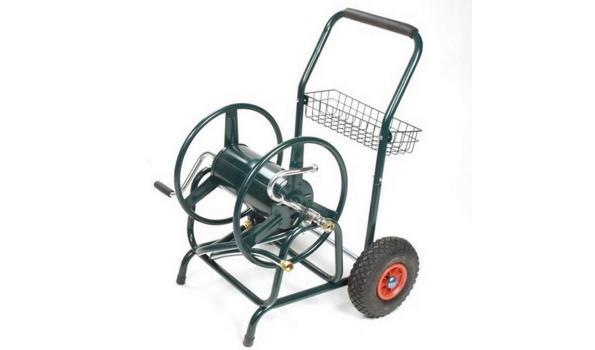 Tuinslangwagen Robuust 2 wiel