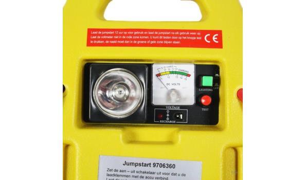 Jumpstarter 3in1, 5x
