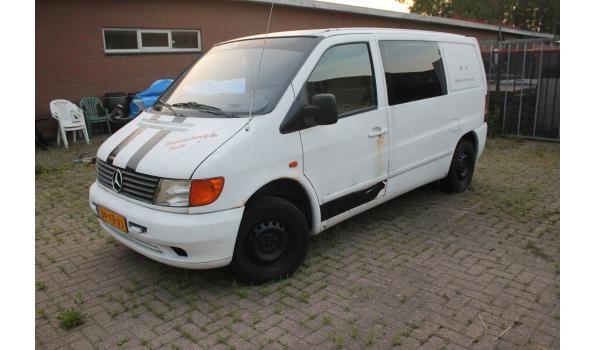 Mercedes Vito Bedrijfswagen