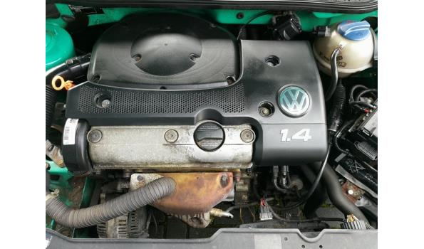 Volkswagen Polo 1.4 - APK t/m 21-03-2020! GOEDKOOP RIJDEN!