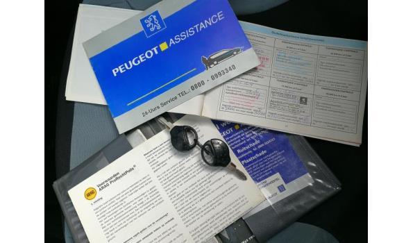 Peugeot 206 1.1 XN - 09-10-2020 APK! SUPER ZUINIG!