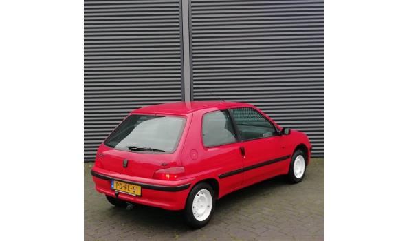 Peugeot 106 1.1 XN – APK t/m: 23-10-2020! TREKHAAK! PIONEER RADIO