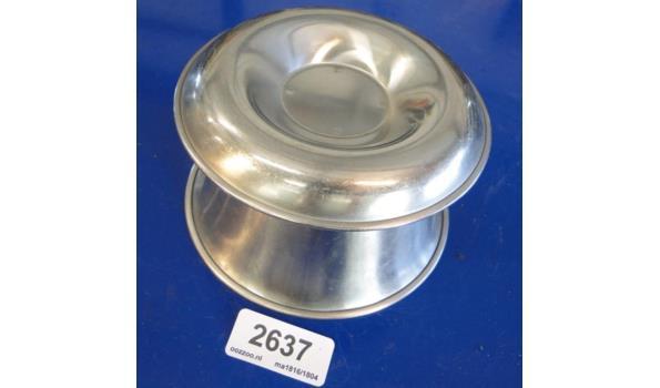 Stainless steel pijpcomfort
